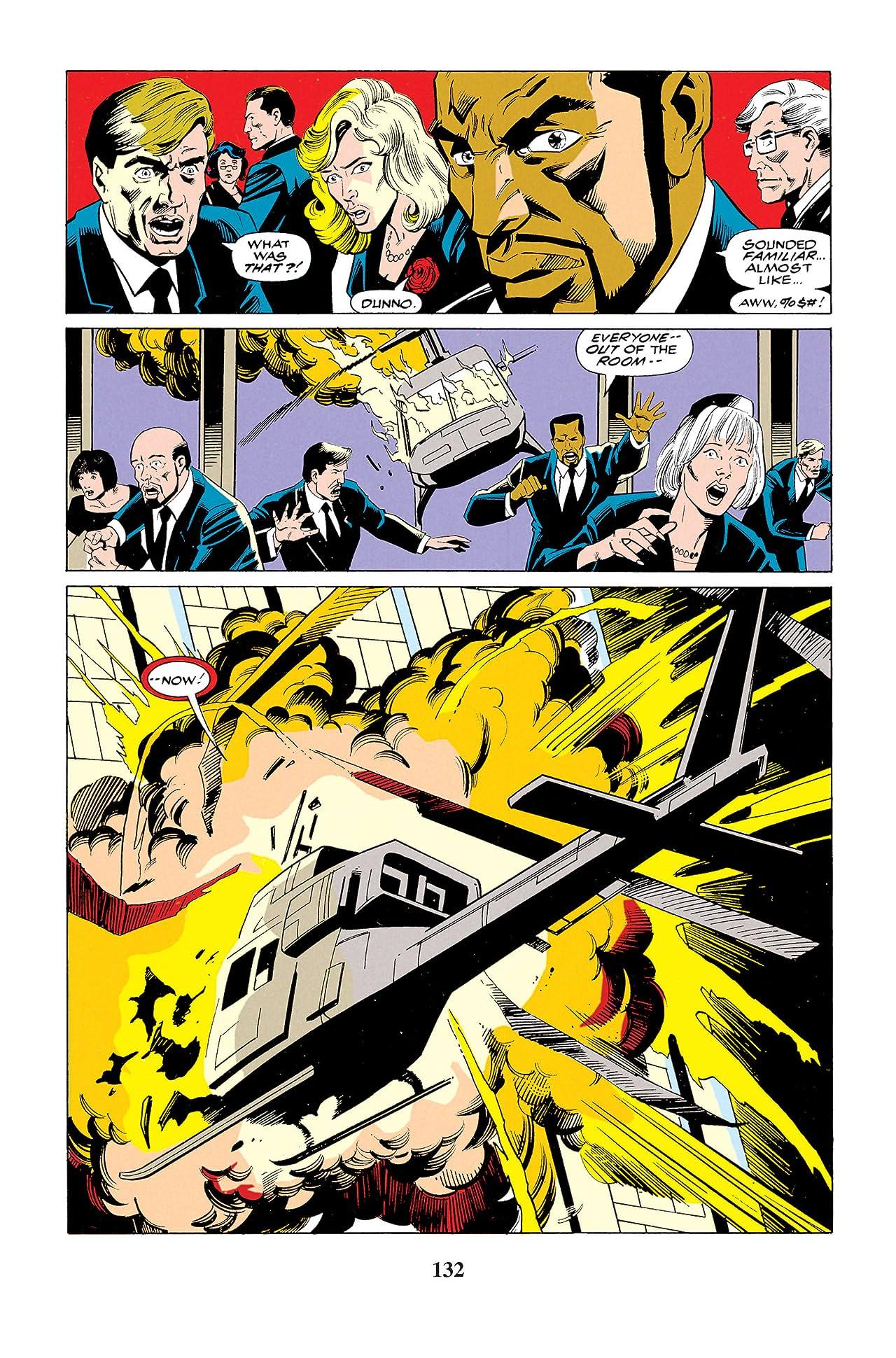 Iron Man (1968-1996) #285