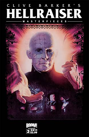 Hellraiser Masterpieces No.3