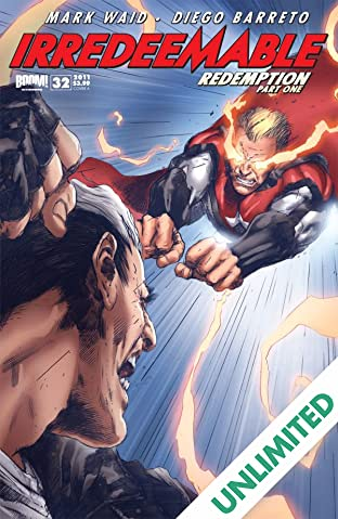 Irredeemable #32