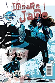 Insane Jane: The Avenging Star #2 (of 4)