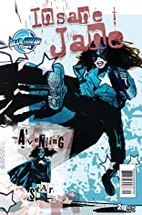 Insane Jane: The Avenging Star #2