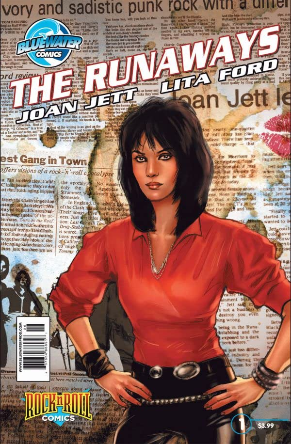 Rock N Roll Comics: Joan Jett