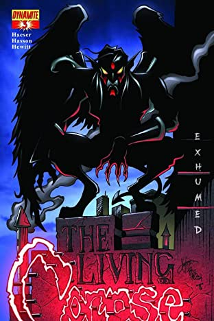 The Living Corpse: Exhumed #3 (of 6)