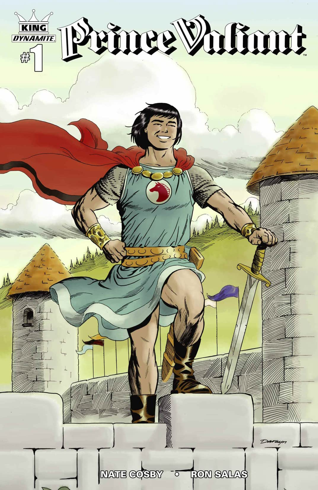 King: Prince Valiant #1 (of 4): Digital Exclusive Edition