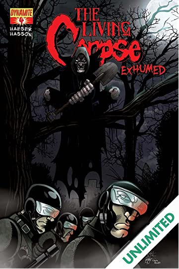The Living Corpse: Exhumed #4 (of 6)