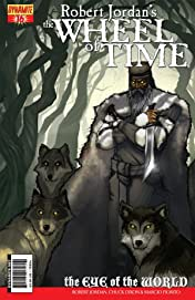 Robert Jordan's Wheel of Time: Eye of the World #16