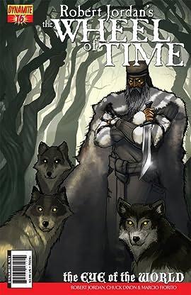 Robert Jordan's Wheel of Time: Eye of the World #16