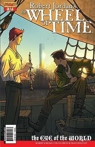 Robert Jordan's Wheel of Time: Eye of the World #17