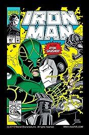 Iron Man (1968-1996) #287
