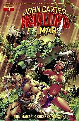 John Carter: Warlord of Mars #4: Digital Exclusive Edition