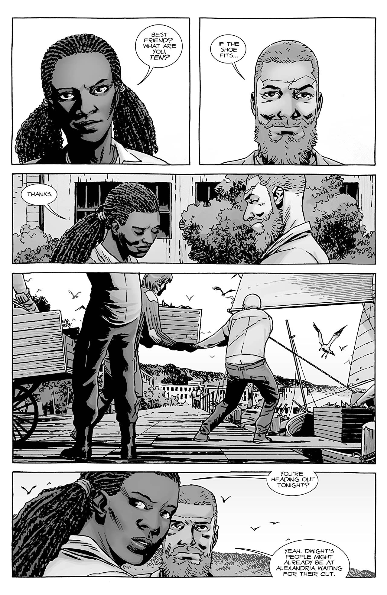 The Walking Dead #140