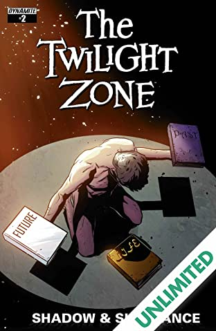 The Twilight Zone: Shadow and Substance #2: Digital Exclusi