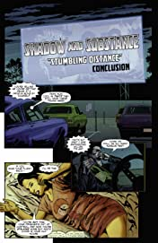 The Twilight Zone: Shadow and Substance #2: Digital Exclusive Edition