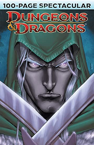 Dungeons and Dragons: 100-Page Spectacular