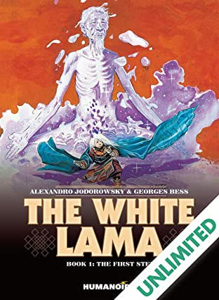 The White Lama Vol. 1: The First Step