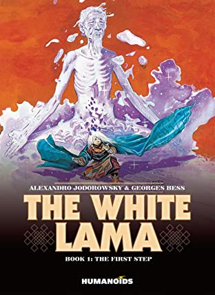 The White Lama Tome 1: The First Step