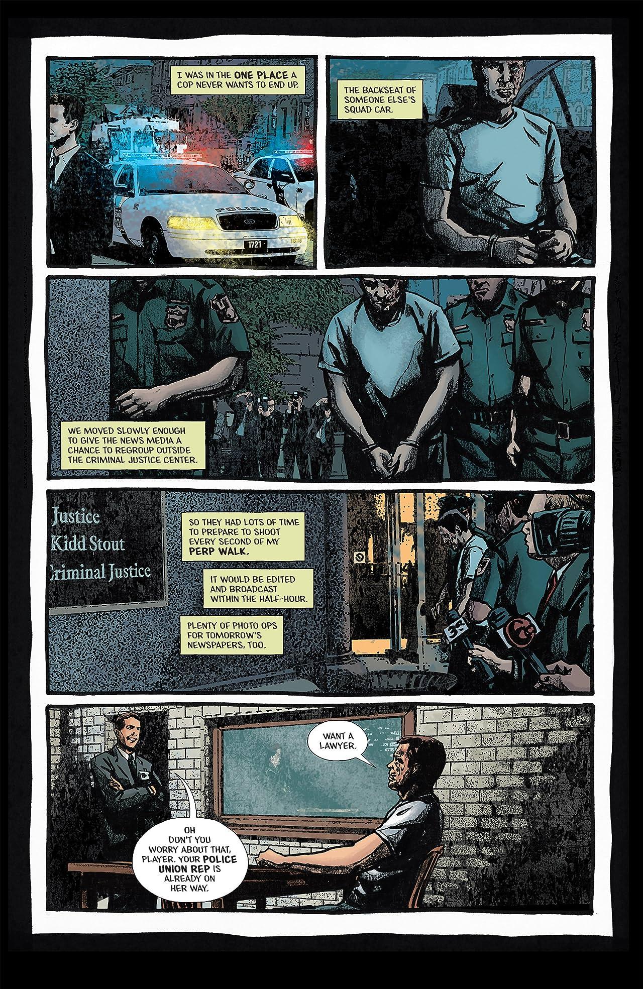 The Black Hood #3