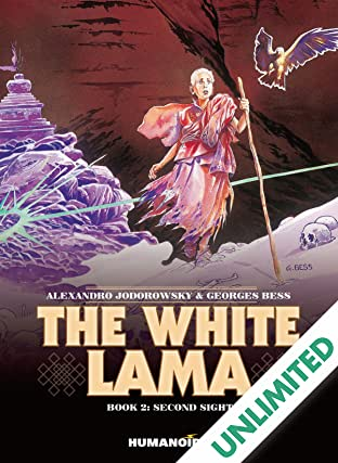 The White Lama Vol. 2: Second Sight