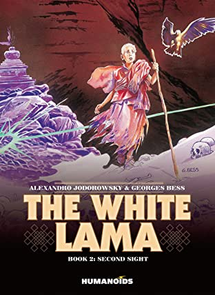 The White Lama Tome 2: Second Sight