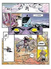 The White Lama Vol. 2: Second Sight