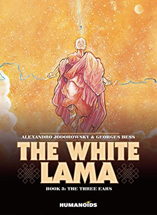 The White Lama Tome 3: The Three Ears