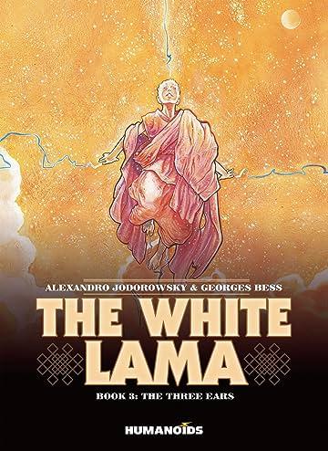The White Lama Vol. 3: The Three Ears