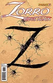 Zorro Rides Again #7 (of 12)