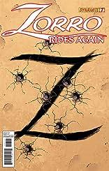 Zorro Rides Again #7