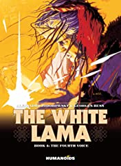 The White Lama Vol. 4: The Fourth Voice