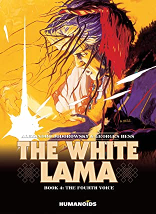 The White Lama Tome 4: The Fourth Voice