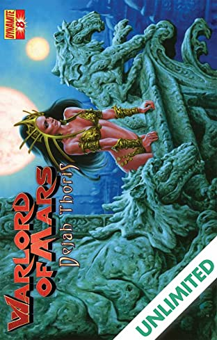Warlord of Mars: Dejah Thoris #8