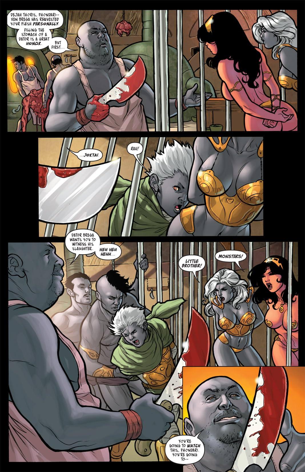 Warlord of Mars: Dejah Thoris #8