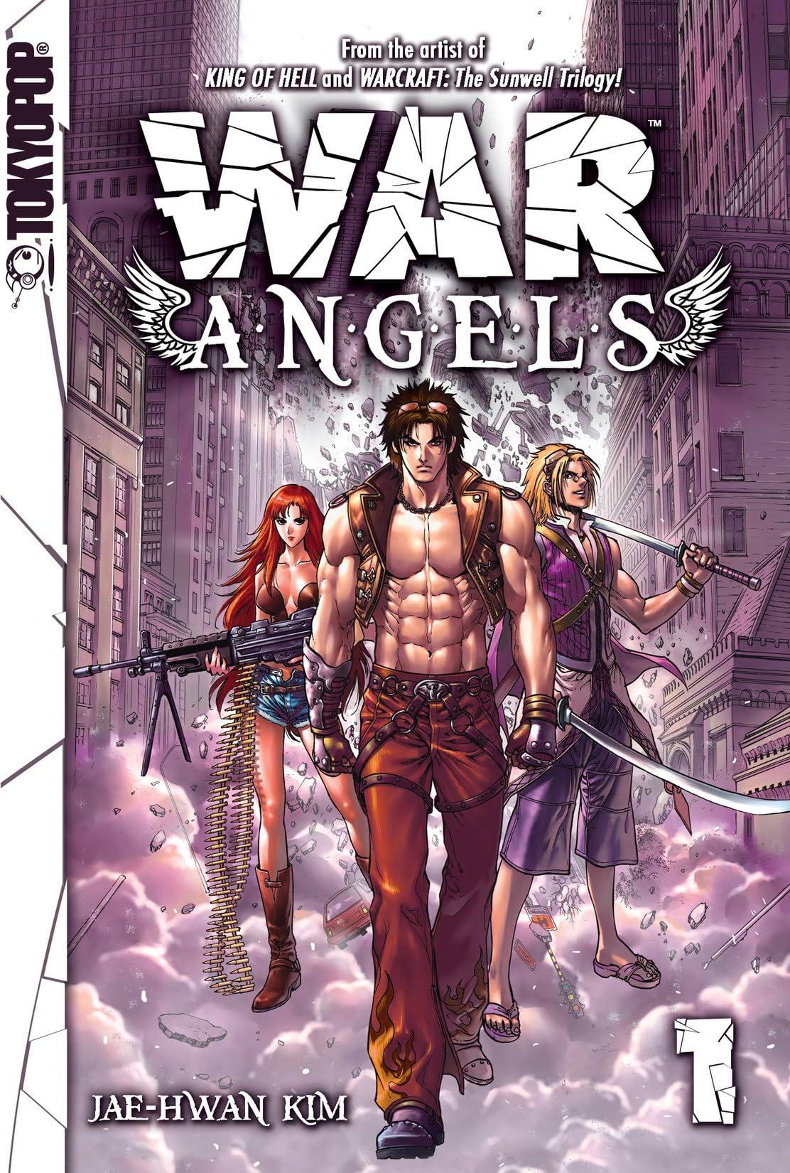 War Angels Vol. 1