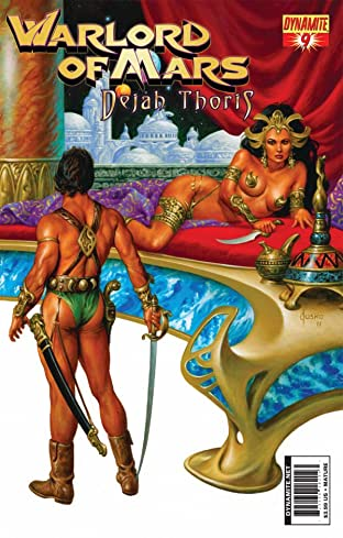 Warlord of Mars: Dejah Thoris #9