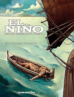 El Niño Vol. 3: The Bajau Archipelago