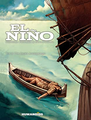El Niño Vol. 3: The Bajau Archipelago