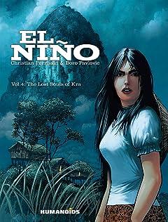 El Niño Vol. 4: The Lost Souls of Kra