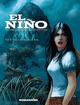 El Niño Tome 4: The Lost Souls of Kra