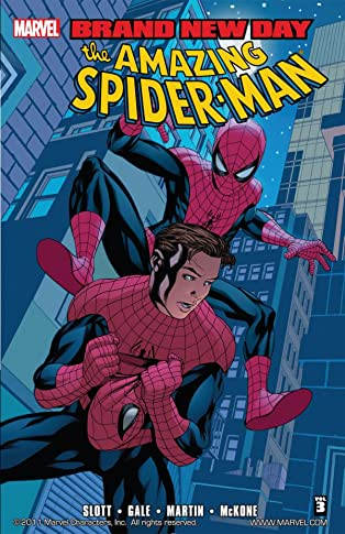 Spider-Man Vol. 3: Brand New Day