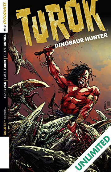 Turok: Dinosaur Hunter #12: Digital Exclusive Edition