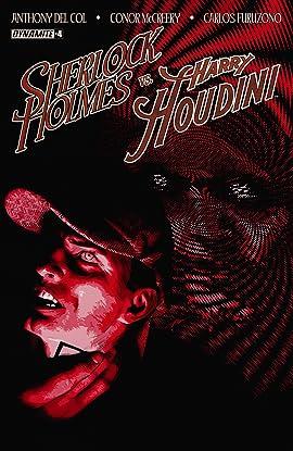 Sherlock Holmes vs. Harry Houdini #4 (of 5): Digital Exclusive Edition