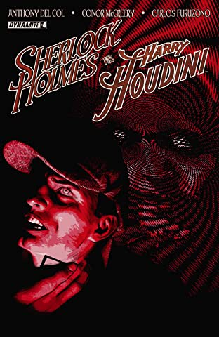 Sherlock Holmes vs. Harry Houdini #4 (of 5): Digital Exclusive Edition