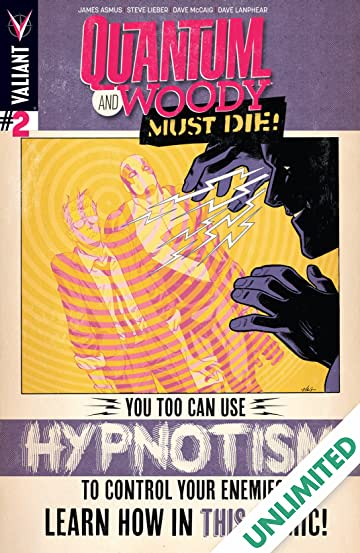 Quantum and Woody Must Die! #2 (of 4): Digital Exclusives Edition