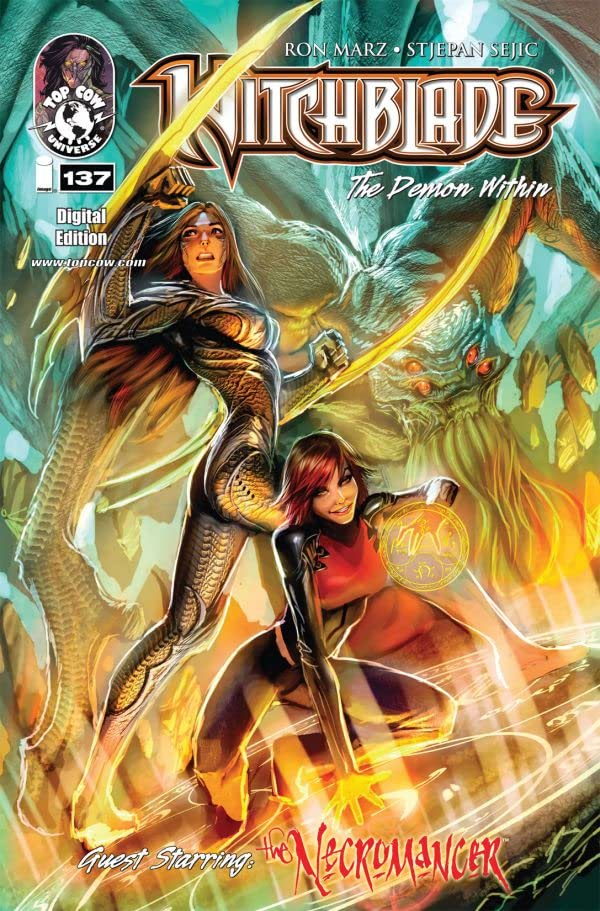 Witchblade #137