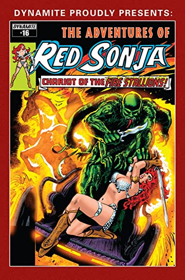 The Adventures of Red Sonja #16