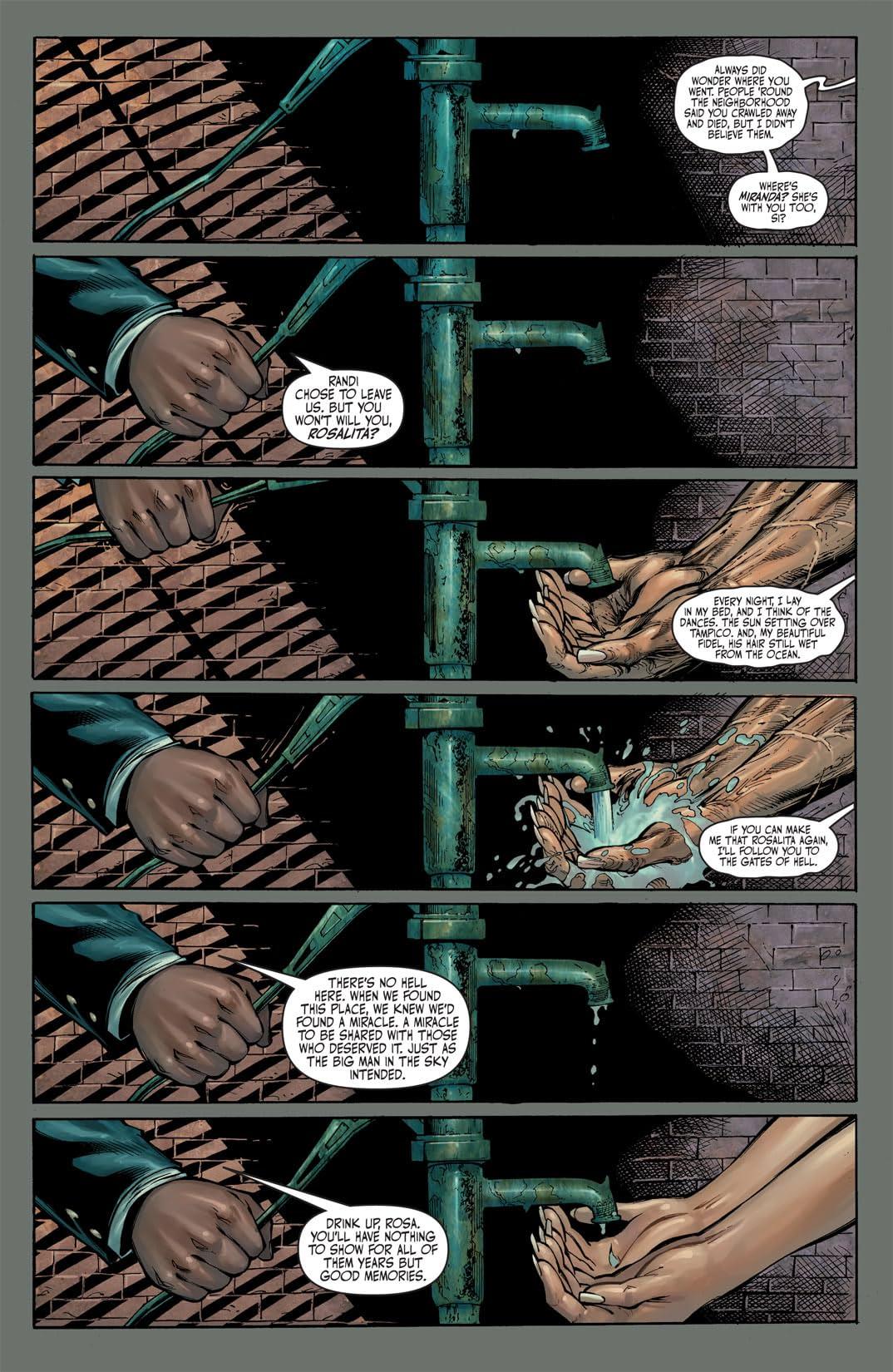 Witchblade #152