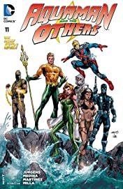 Aquaman and the Others #11