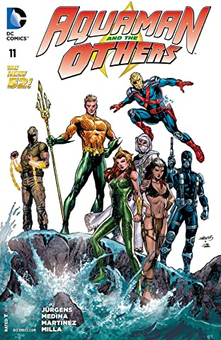 Aquaman and the Others No.11