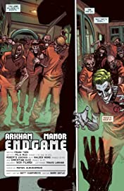 Arkham Manor: Endgame #1