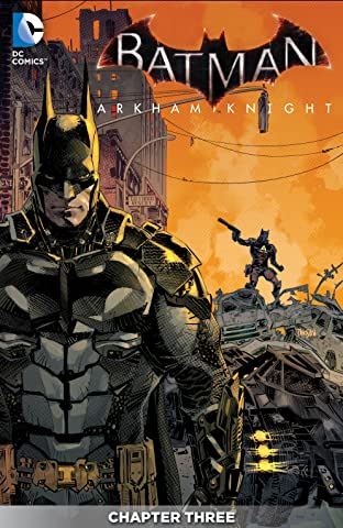 Batman: Arkham Knight (2015-2016) #3